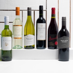 Christmas Selection Case 6 bottles  - £48.95 - Experience Wine