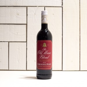 Groote Post The Old Mans Red 2017