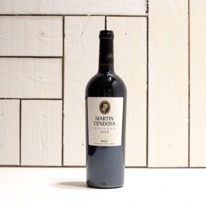 Martin Cendoya Reserva Rioja 2010