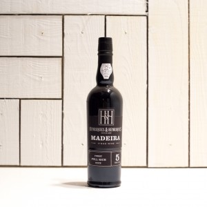 Henriques and Henriques 5 Year Medium Rich Madeira - £12.50